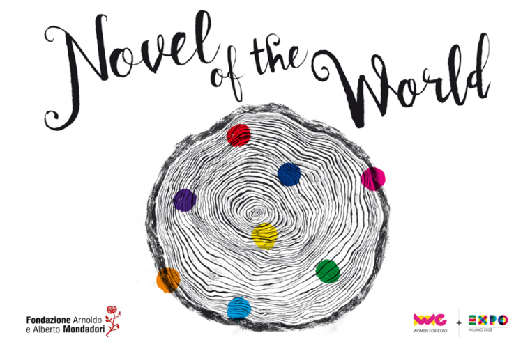 Novel of the World - flat image